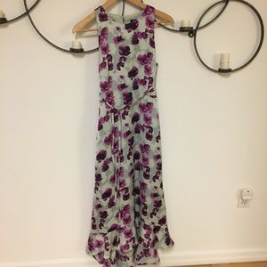 Gorgeous Banana Republic Tea-Length Dress